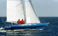 Trimaran Blue One 24