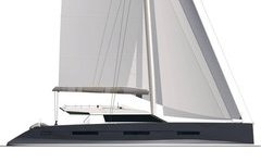 SEACAT Flybridge S/Y catamaran 85'
